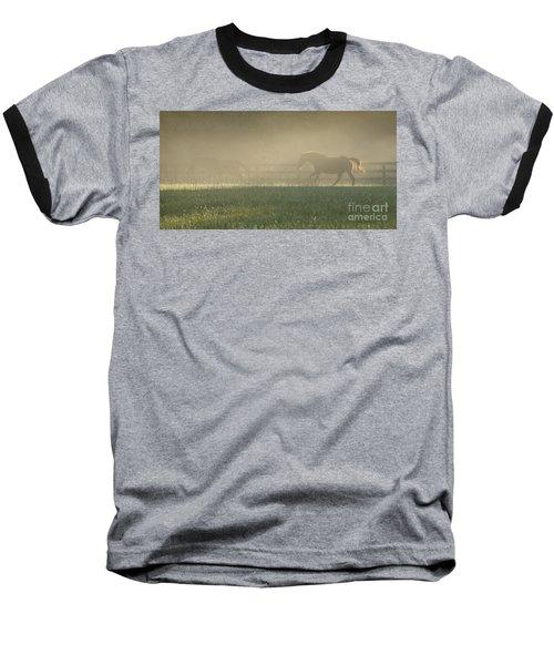 Chasing A Phantom Baseball T-Shirt