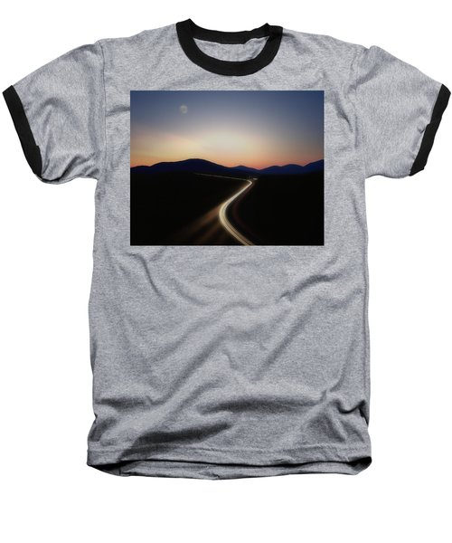 Chasing The Light Baseball T-Shirt