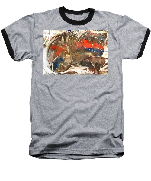 Chat Accompli Baseball T-Shirt