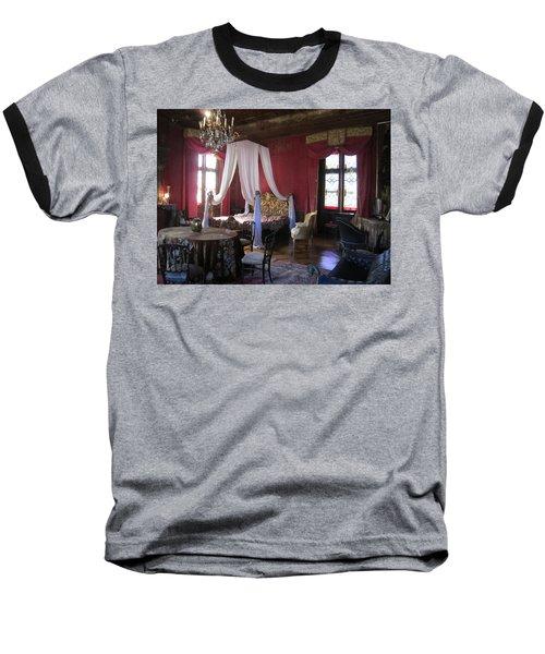 Chateau De Cormatin Baseball T-Shirt