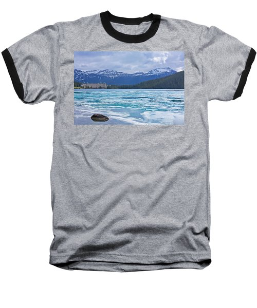 Chateau Lake Louise #2 Baseball T-Shirt