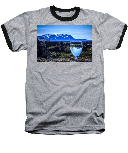 Cheers To Iceland Baseball T-Shirt
