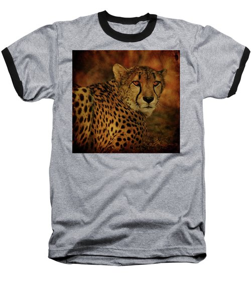 Cheetah Baseball T-Shirt