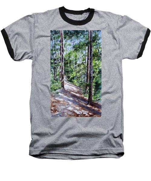 Cheraw Trail Baseball T-Shirt