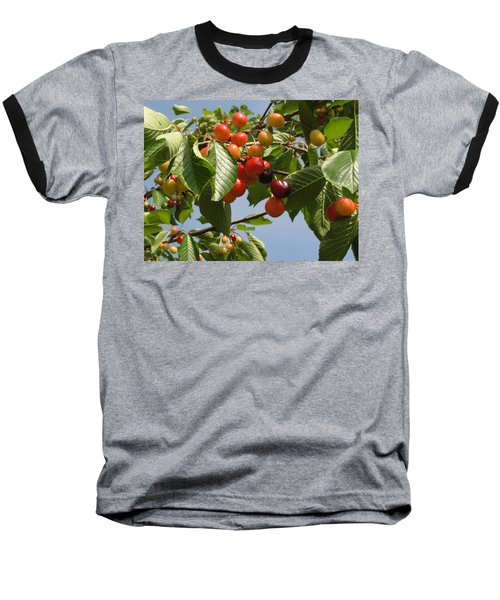 Baseball T-Shirt featuring the photograph There's Always 'that One' by Natalie Ortiz