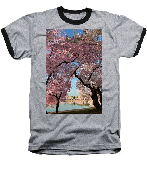 Cherry Blossoms 2013 - 024 Baseball T-Shirt