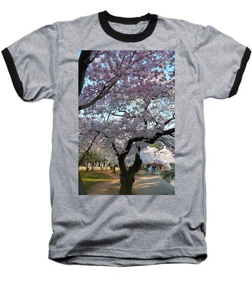 Cherry Blossoms 2013 - 044 Baseball T-Shirt