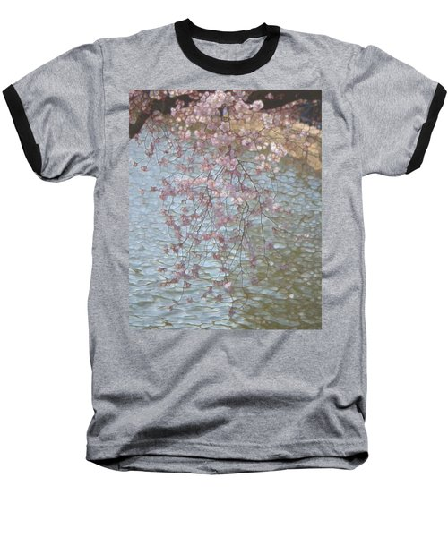 Cherry Blossoms P2 Baseball T-Shirt
