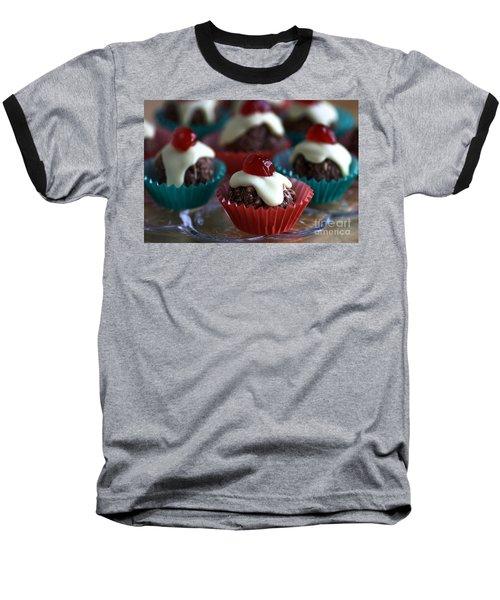 Cherry On Top Baseball T-Shirt