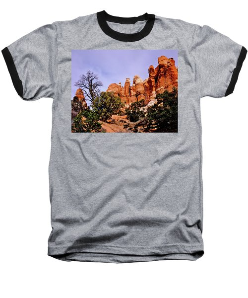 Chesler Park Pinnacles Baseball T-Shirt