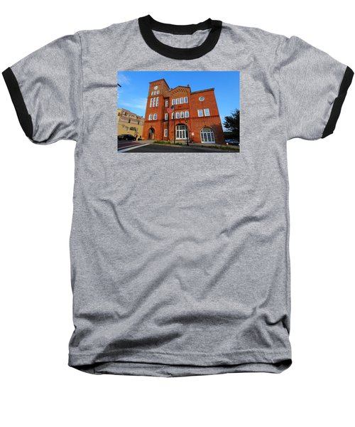 Chester City Hall Baseball T-Shirt