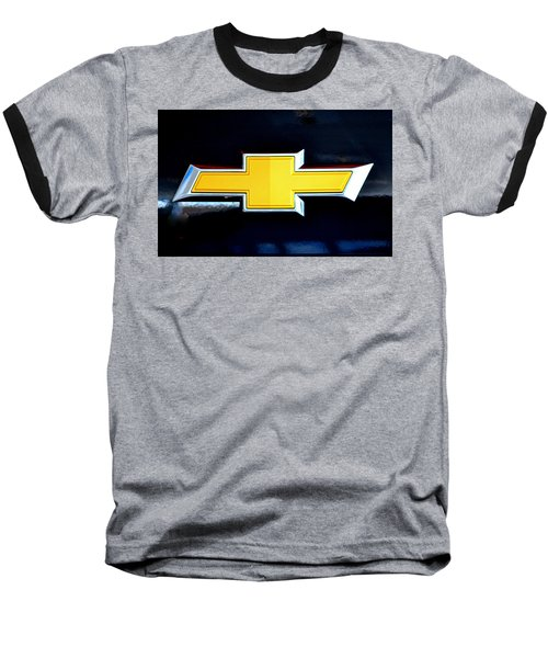 Chevy Bowtie Camaro Black Yellow Iphone Case Mancave Baseball T-Shirt