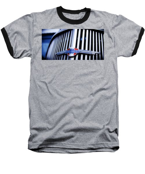 Chevy Fleetline Baseball T-Shirt