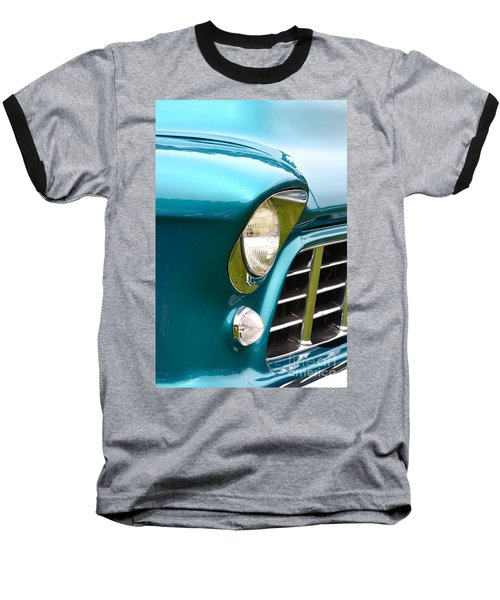 Chevy Pickup Baseball T-Shirt