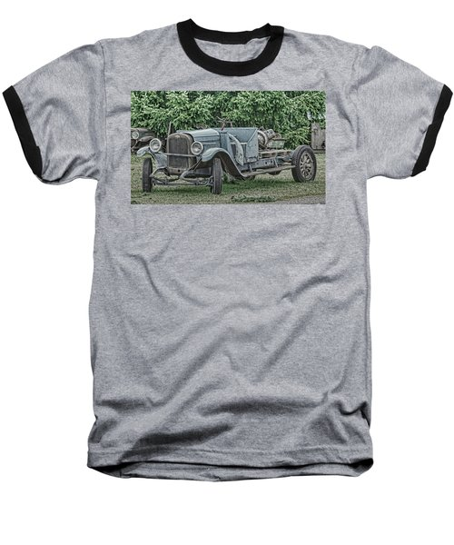 Chevy Truck By Ron Roberts Baseball T-Shirt