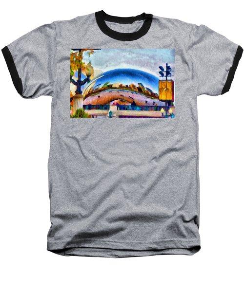 Chicago Reflected Baseball T-Shirt