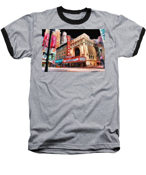 Chicago Theater - 23 Baseball T-Shirt
