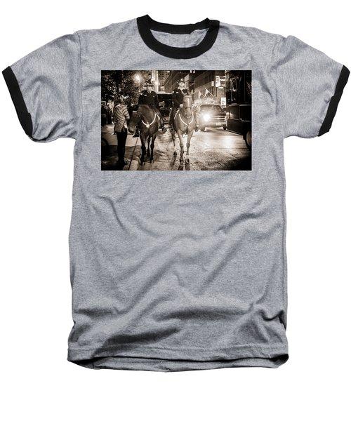 Chicago's Finest Baseball T-Shirt by Melinda Ledsome