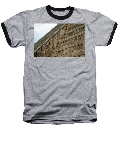 Baseball T-Shirt featuring the photograph Chichen Itza by Silvia Bruno