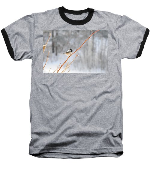 Chickadee Baseball T-Shirt