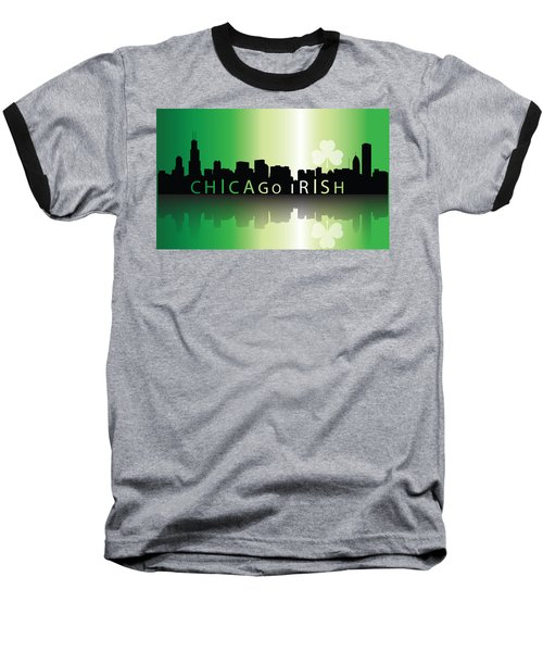 Chigago Irish Baseball T-Shirt