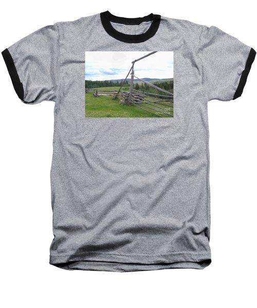 Chilcoltin Way Baseball T-Shirt