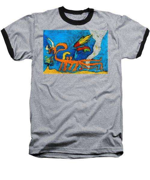 Chimera Baseball T-Shirt