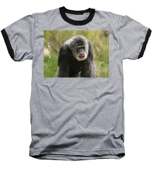 Chimpanzee Baseball T-Shirt
