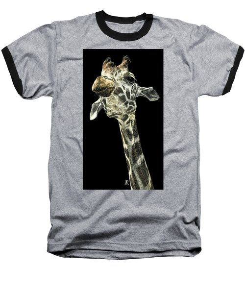 Chin Up Baseball T-Shirt