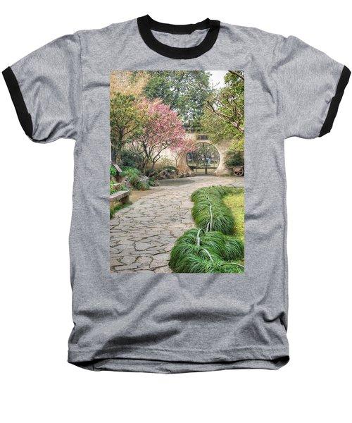 China Courtyard Baseball T-Shirt
