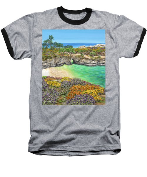 China Cove Paradise Baseball T-Shirt
