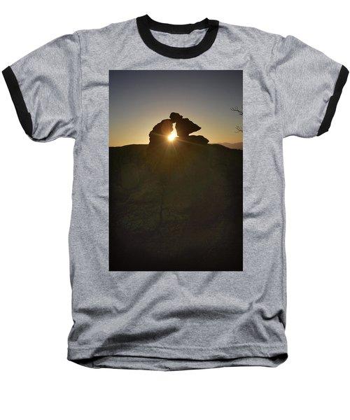 Chiricahua Sunset Baseball T-Shirt