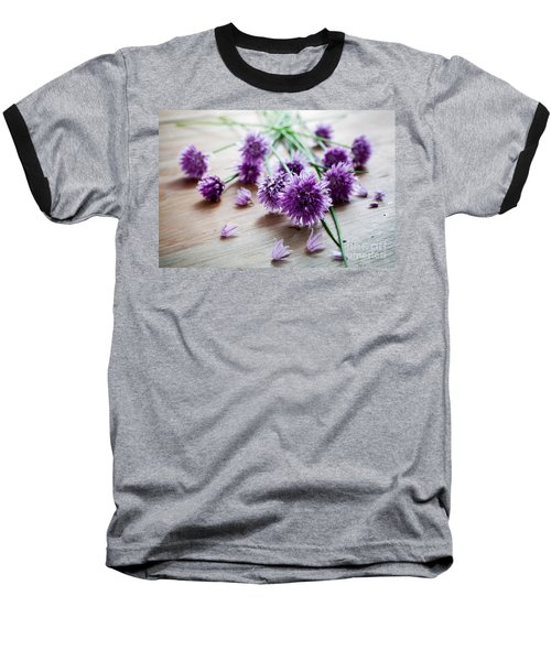 Chives Baseball T-Shirt