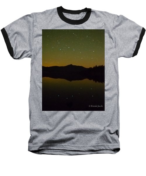 Chocorua Stars Baseball T-Shirt