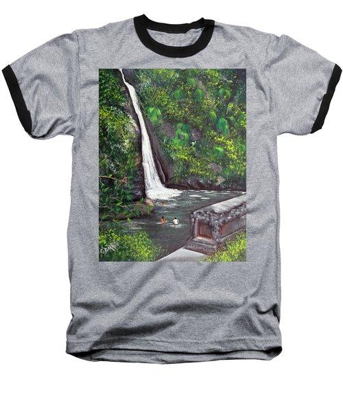Chorro De Dona Juana Baseball T-Shirt