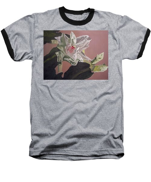 Christmas Bloom Baseball T-Shirt