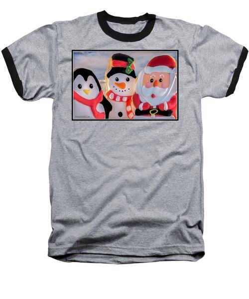 Christmas Cookies  Baseball T-Shirt