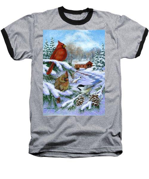 Christmas Creek Baseball T-Shirt