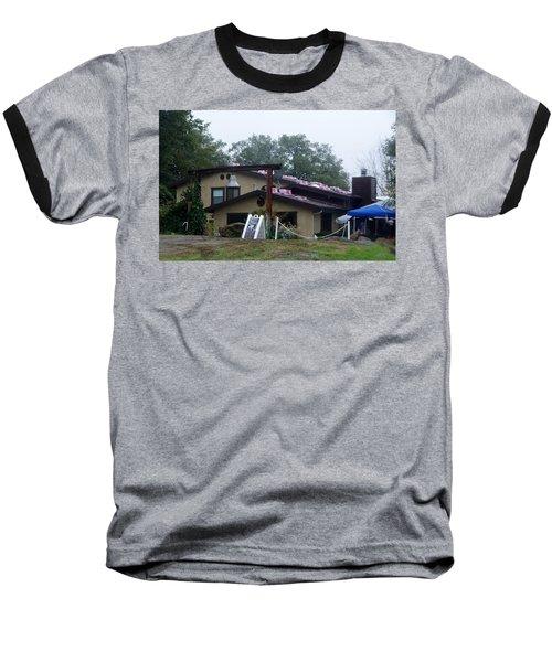 Christmas Lions Tigers And Bears House Baseball T-Shirt