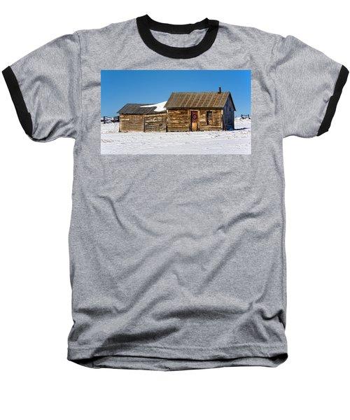 Christmas Past Baseball T-Shirt
