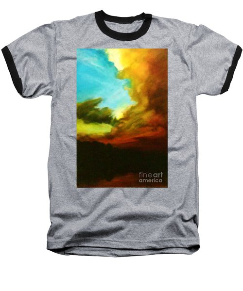 Chuluota Sunset 2 Baseball T-Shirt