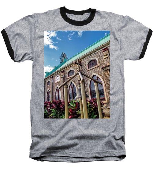 Baseball T-Shirt featuring the photograph Church 5 by Dawn Eshelman