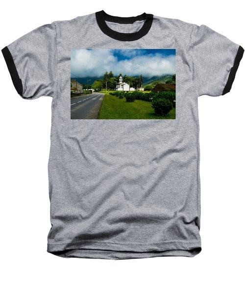 Church In Seven Cities Baseball T-Shirt