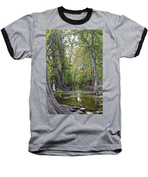 Cibolo Creek - 2 Baseball T-Shirt
