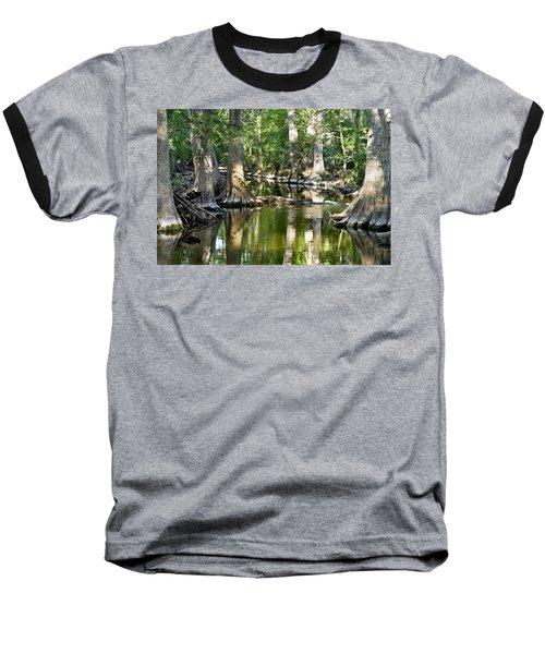 Cibolo Creek - 3 Baseball T-Shirt