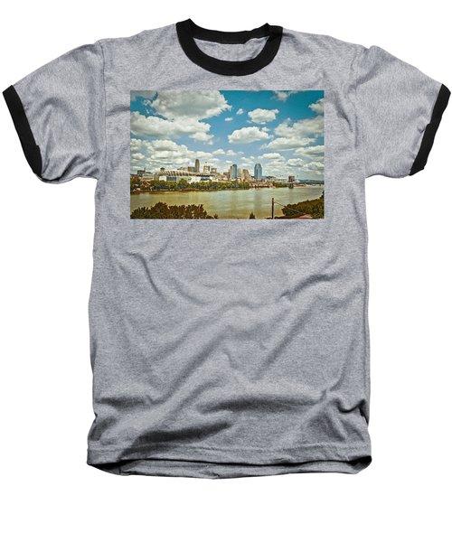 Cincinnati 4 Baseball T-Shirt