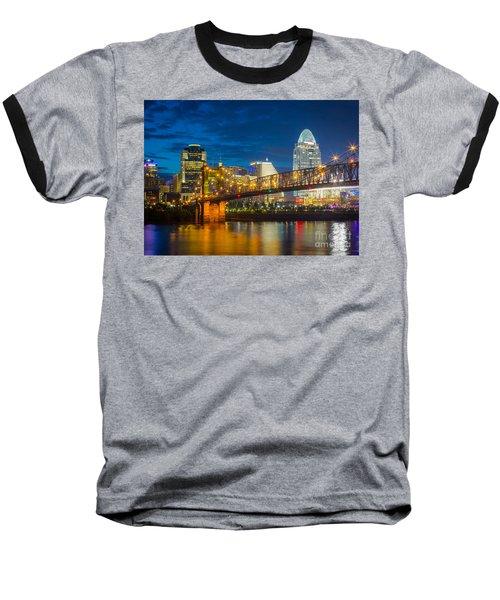 Cincinnati Downtown Baseball T-Shirt