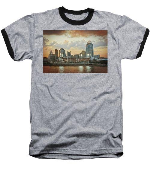 Cincinnati Ohio Vii Baseball T-Shirt