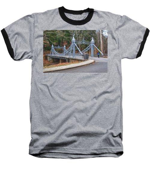 Cinderella Bridge Baseball T-Shirt