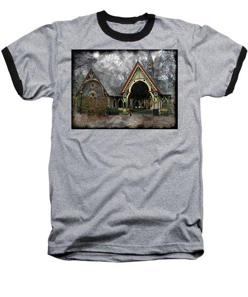 Cinderella Baseball T-Shirt
